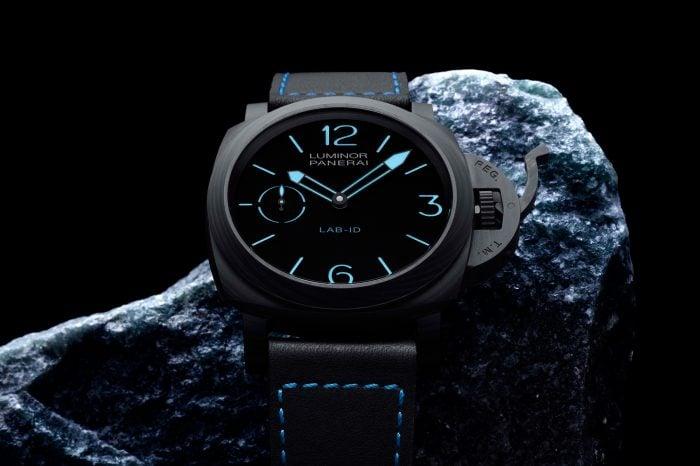 Panerai LAB-ID Luminor 1950 Carbotech 3 Days PAM 700 – zegarek z 50-letnią gwarancją – SIHH 2017 [zdjęcia live, cena]
