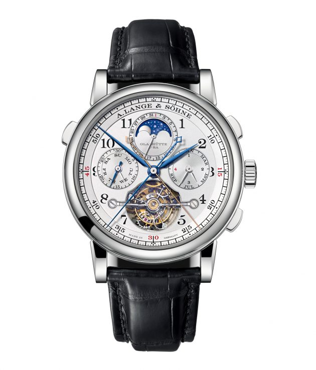 """A. Lange & Söhne Turbograph Perpetual """"Pour le Mérite"""""""