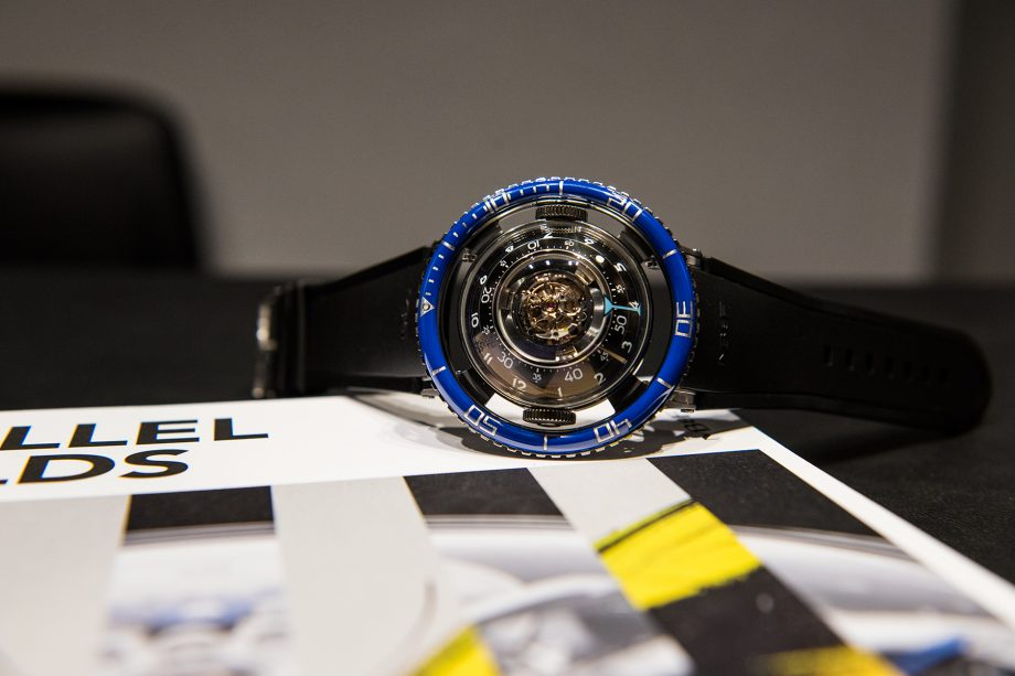MB & F Horological Machine Nr. 7 Aquapod