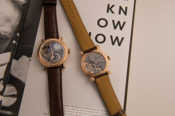 Speake-Marin One & Two