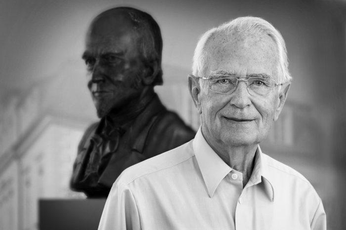 Walter Lange (1924-2017)