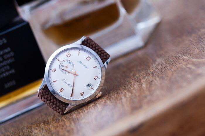 Zegarki czytelników Zenith Elite (Jakub Filip Szymaniak)
