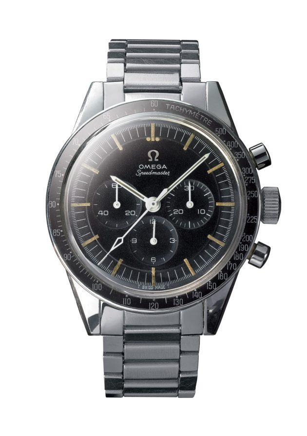 "Speedmaster trzeciej generacji (Ref.105.003) ""Tested and Qualified by NASA"""