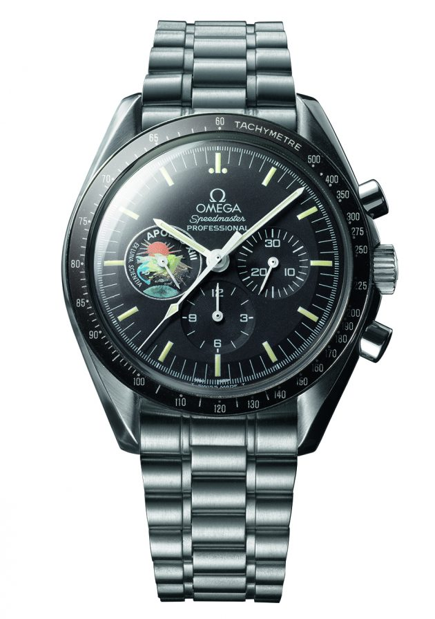 1995 – Speedmaster Professional Apollo XIII (Ref.3595.52)