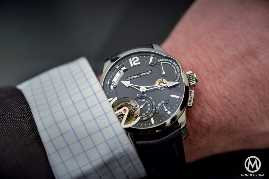Greubel Forsey Grande Sonnerie / foto:Monochrome-watches.com