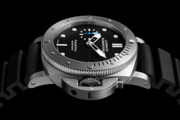 Panerai Luminor Submersible 1950 3 Days Automatic Acciaio & Oro Rosso 42mm – SIHH 2017 [zdjęcia live, cena]