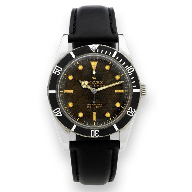 Rolex Submariner Ref. 6536/1 / foto: Antiquorum