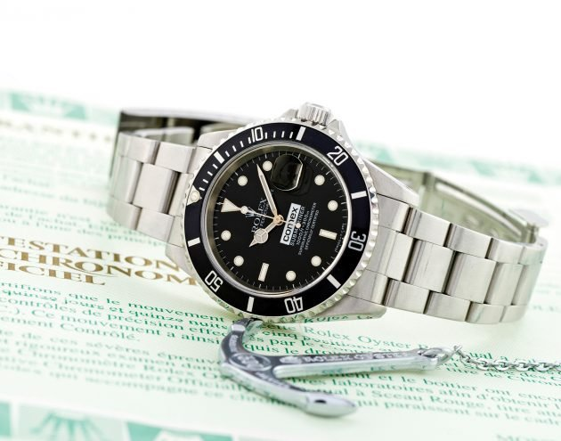 "Rolex Submariner ""Comex"" / foto: Antiquorum"