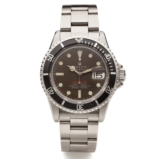 Rolex Submariner Ref.1680 / foto: Antiquorum