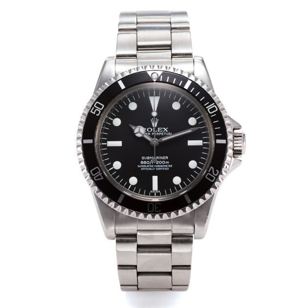 Rolex Submariner Ref.5512 / foto: Antiquorum
