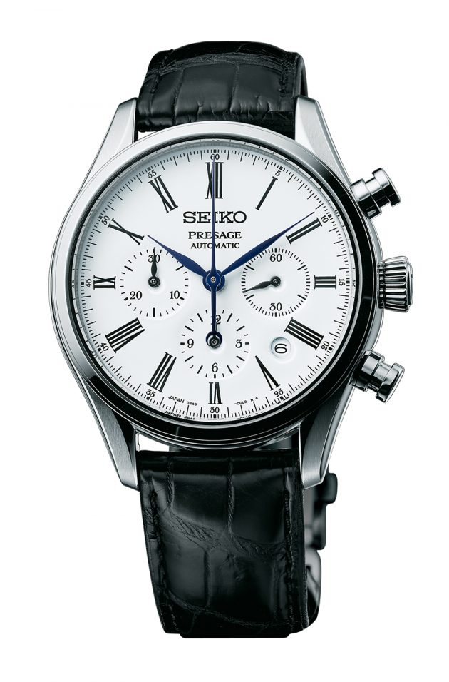 Seiko Presage Automatic Chronograph