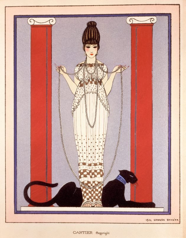 Plakat Cartier