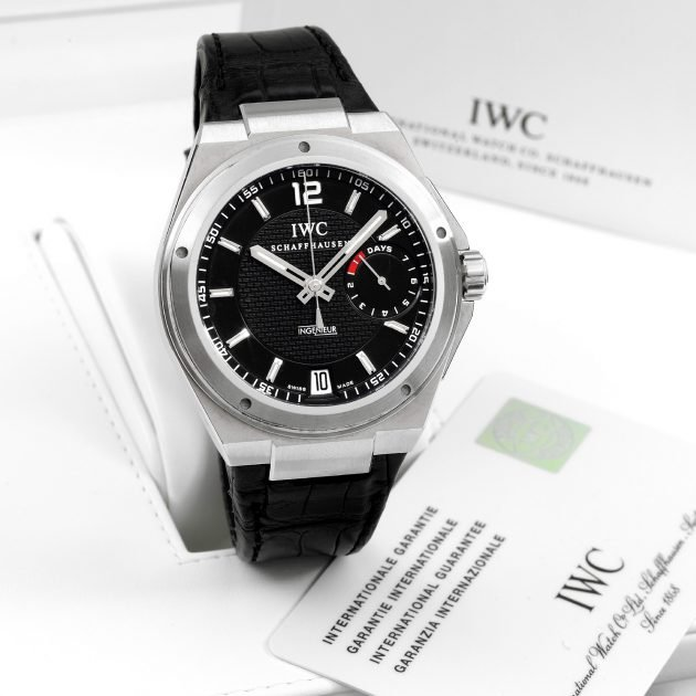 IWC Big Ingenieur / foto: Antiquorum