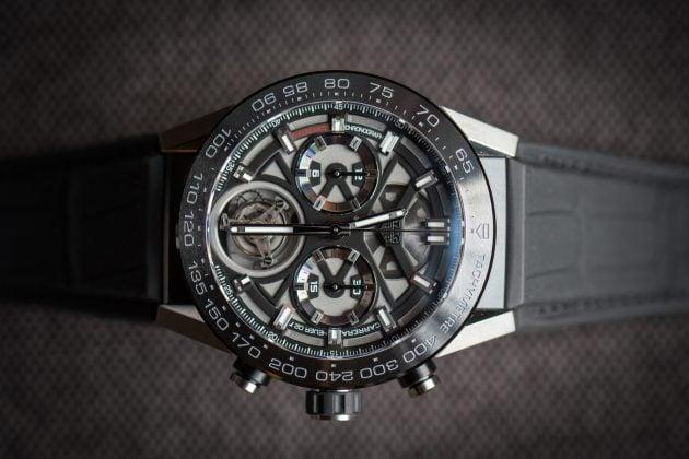 TAG Heuer Carrera Heuer-02T