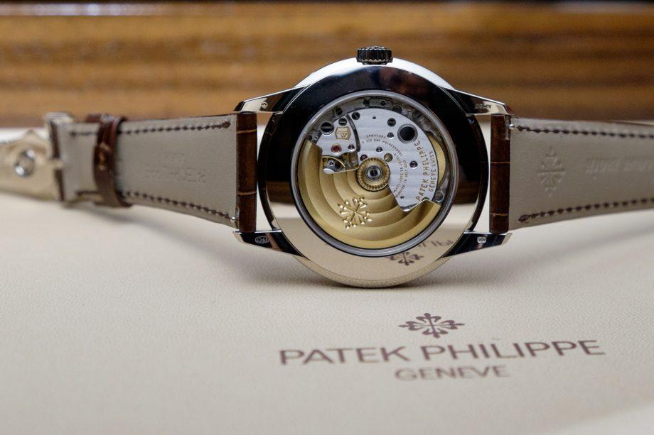 Patek Philippe kaliber 324 S Q