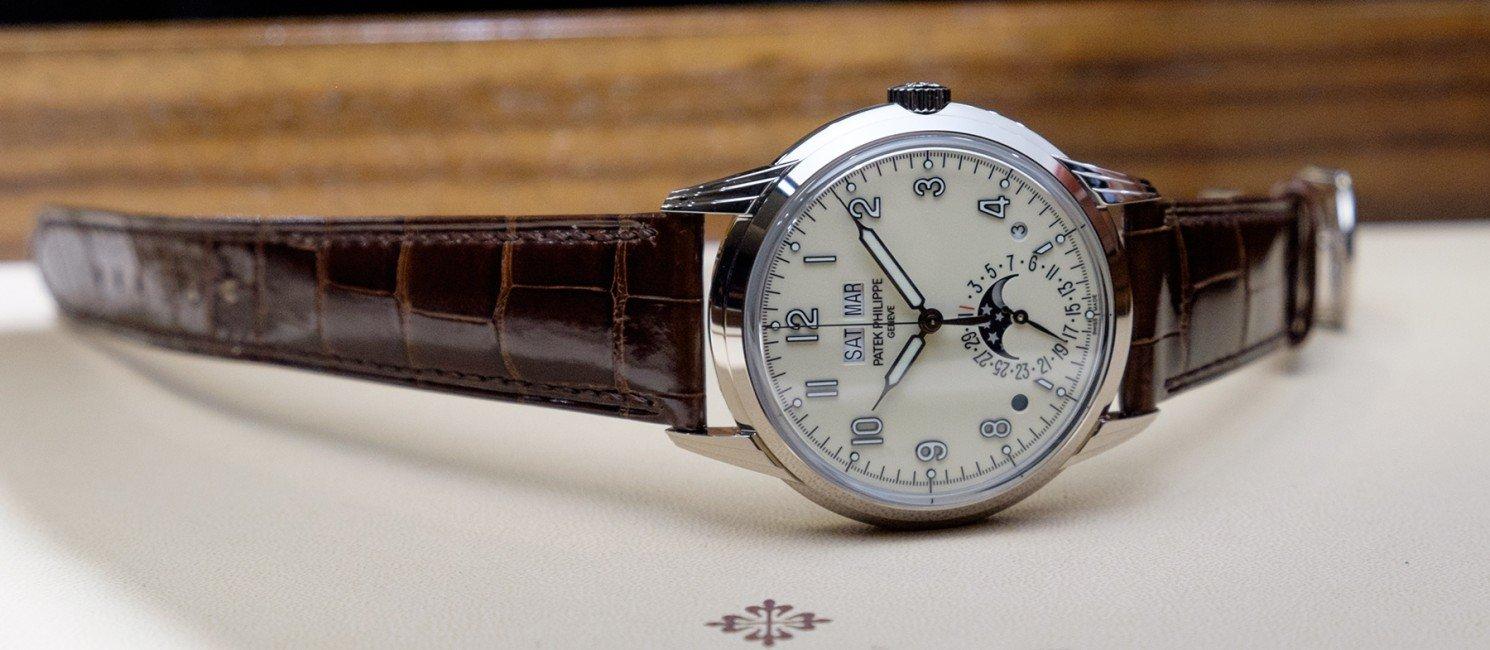 Patek Philippe Ref.5320G Perpetual Calendar
