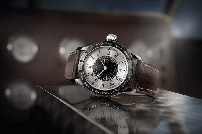 Longines Lindbergh Hour Angle Watch 90th Anniversary – Basel 2017 [zdjęcia live, cena]