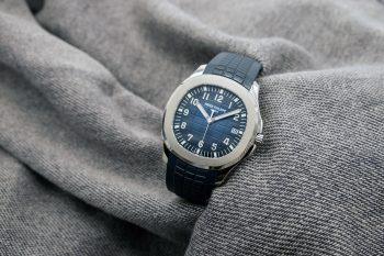 Patek Philippe Aquanaut Ref. 5168G