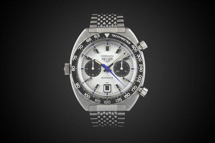 Phillips zapowiada aukcję tematyczną zegarków marki Heuer