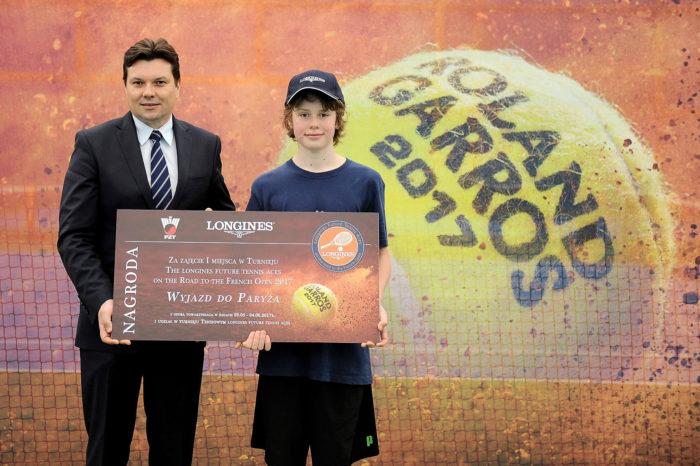Longines Future Tennis Aces 2017 – eliminacje zakończone