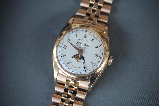 Rolex Ref.6062 / foto: salonqp.com