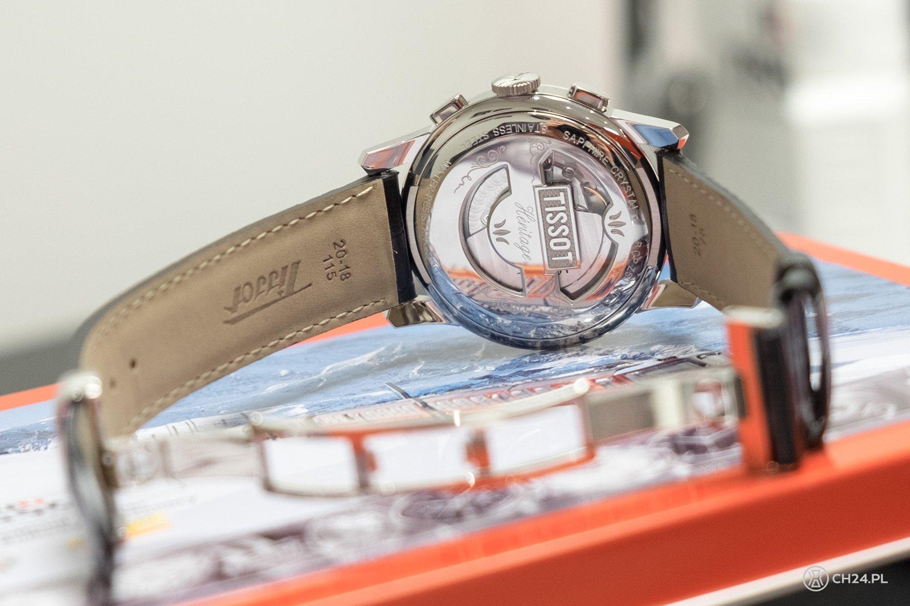 Часы tissot heritage