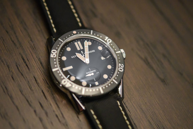 Ulysse Nardin Diver Le Locle / foto: Monochrome-watches.com