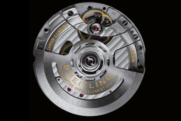 Breitling kaliber B20