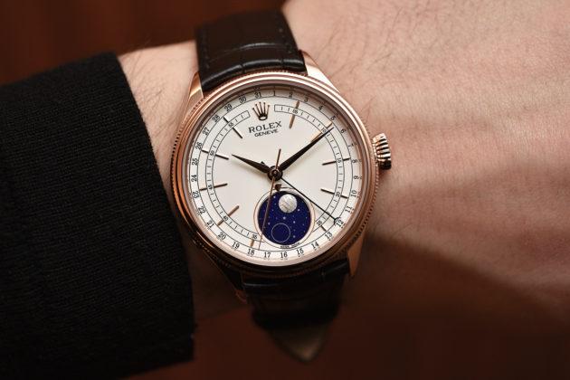 Rolex Cellini Moonphase / foto: monochrome-watches.com
