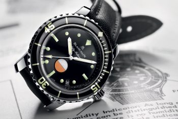 Blancpain Tribute to Fifty Fathom MIL-SPEC