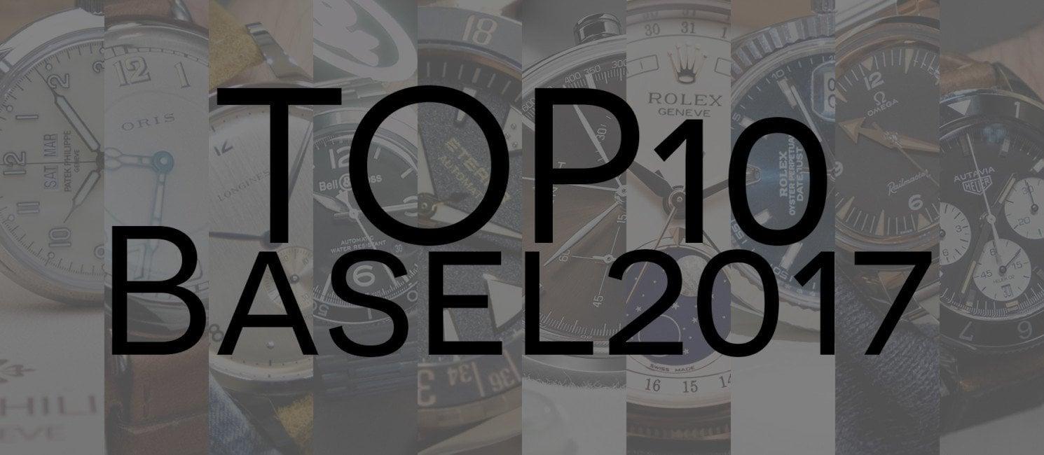 TOP 10 Baselworld 2017 – najciekawsze premiery targów w Bazylei