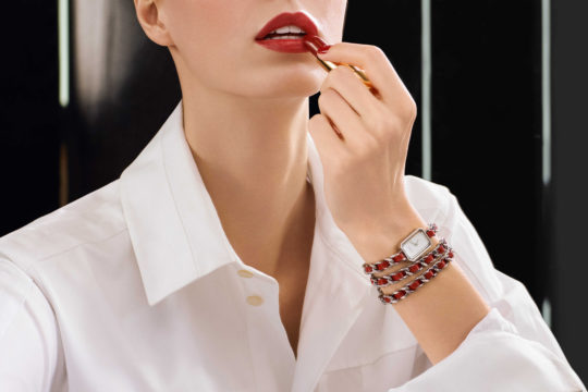Chanel Première Rock Red