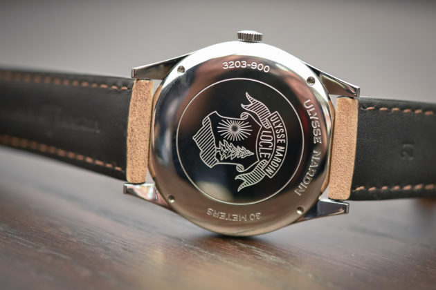 Ulysse Nardin Classico Paul David Nardin / foto: Monochrome-watches.com