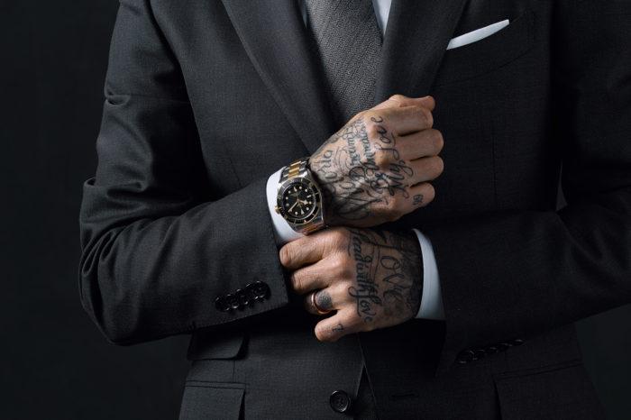 David Beckham ambasadorem Tudora
