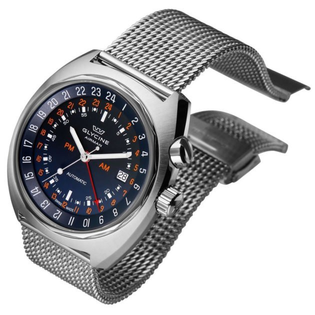 Glycine Airman SST 12
