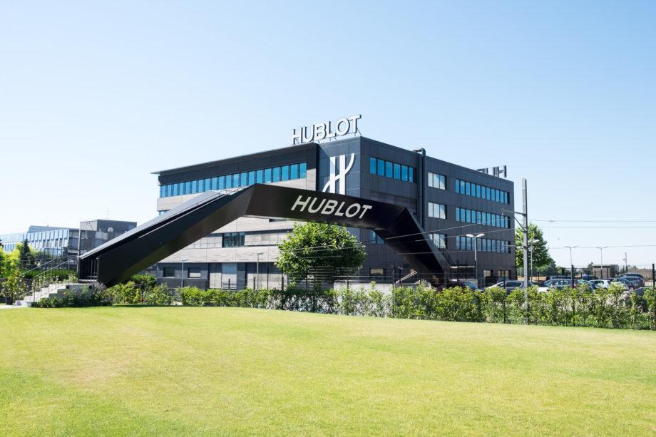 Siedziba firmy Hublot - Nyon