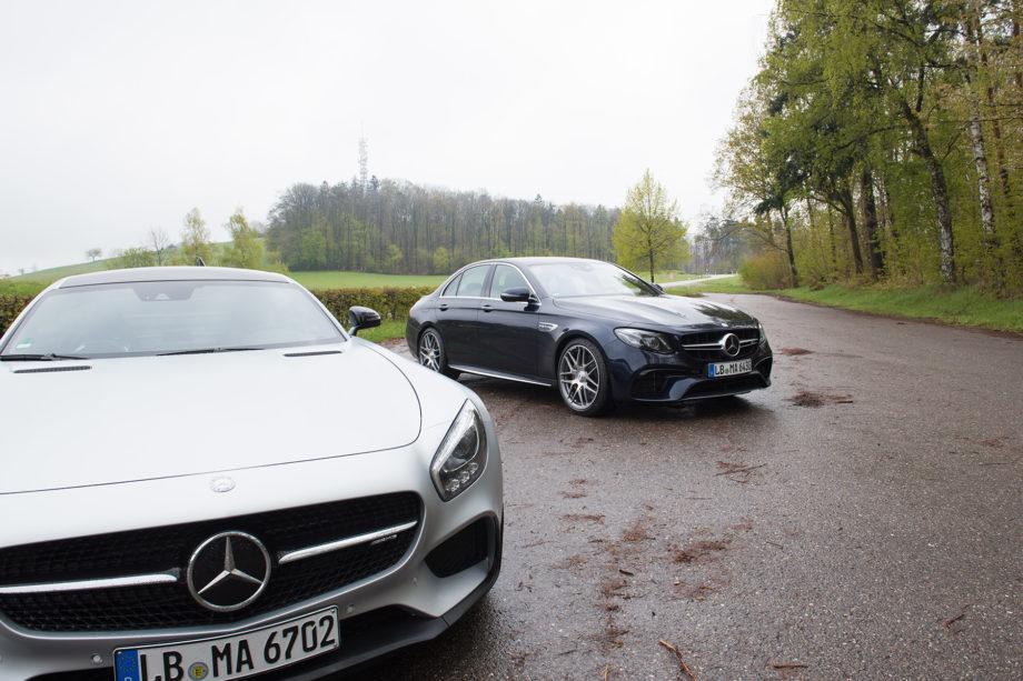 Mercedes AMG GT S i E 63