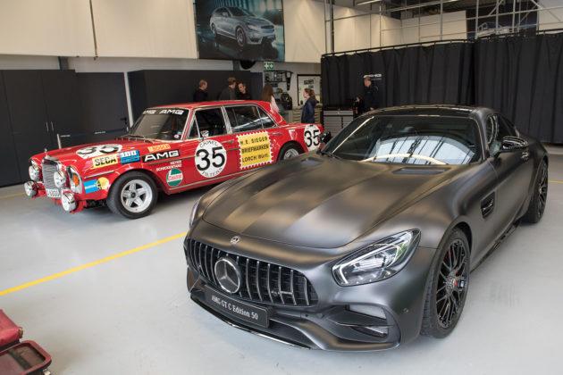 """Mercedes AMG 300 SEL 6.8 i GT C """"50th Edition"""""""