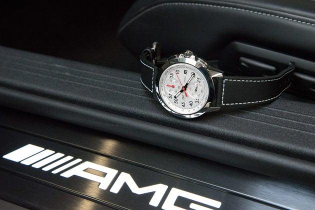 "IWC Ingenieur Sport Edition ""50 Years of AMG"""