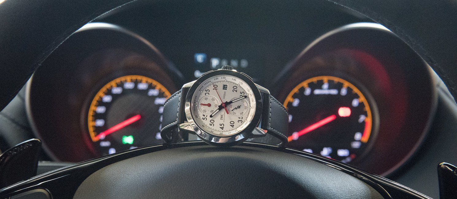 "IWC Ingenieur Sport Edition ""50 Years of AMG"""