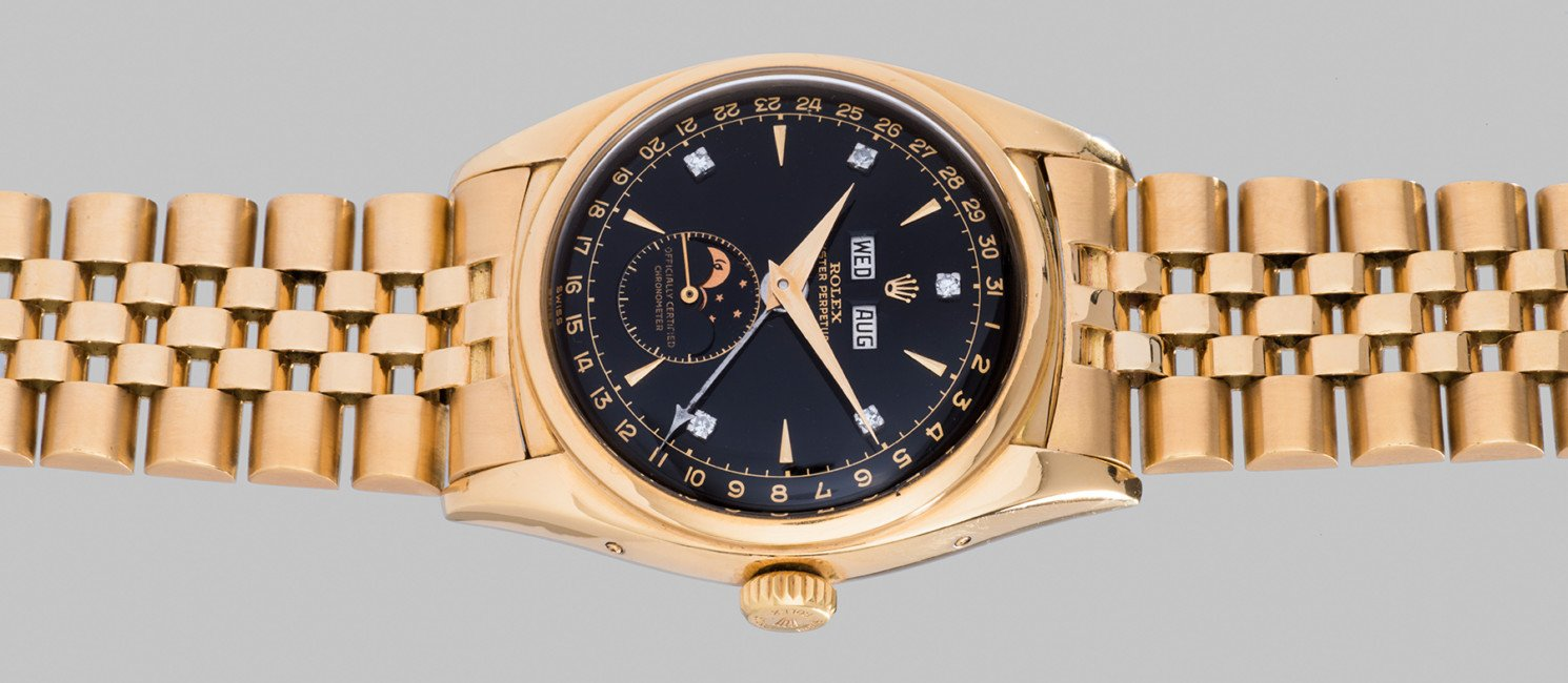 Rekordowe Rolexy na Philips Geneva Watch Auction: Five