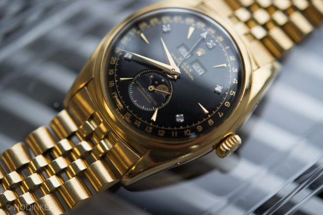 """Rolex Ref. 6062 """"Bao Dai"""" / foto: hodinkee.com"""