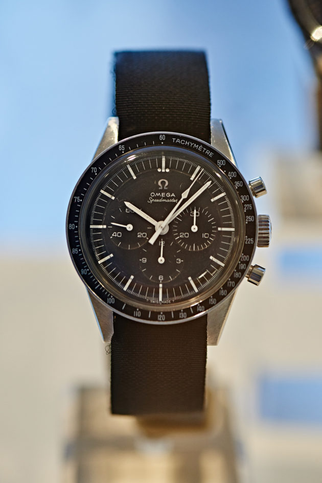 "Speedmaster 3rd Generation (""Qualified by NASA"") ST 105.003, 1963/1964"