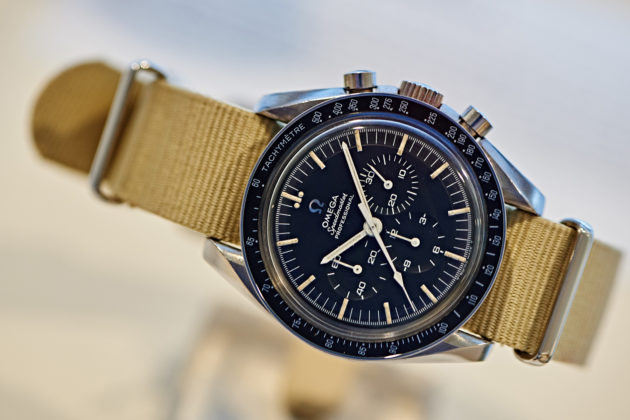 "Speedmaster 4th Generation (First ""Moonwatch"") ST 105.012/ST 145.012, 1964/1965"