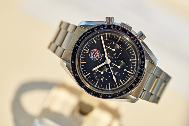 Speedmaster Apollo-Soyuz ST 145.022, 1975/1976