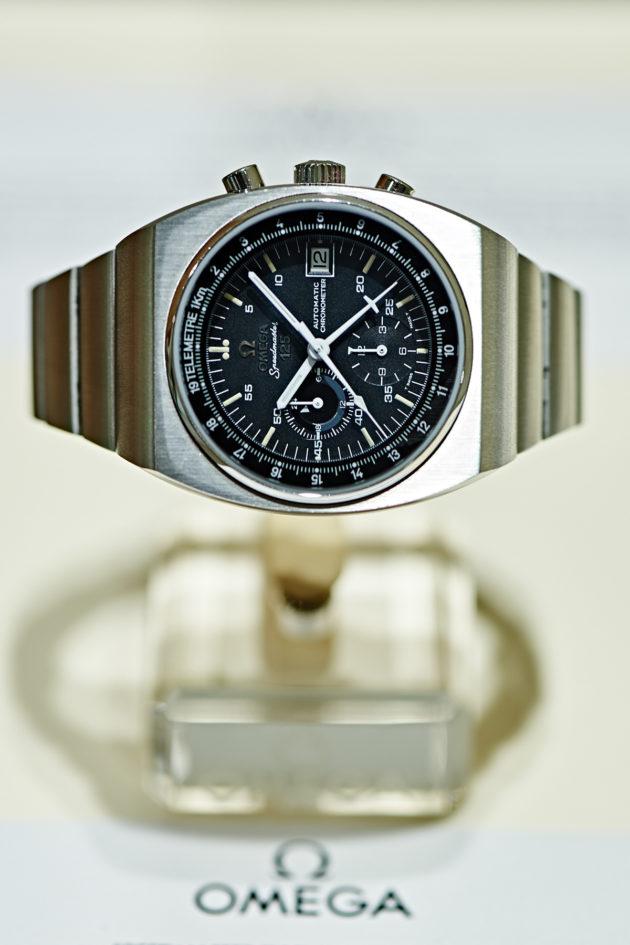 """9. Speedmaster""""125""""ST 378.0801, 1973"""