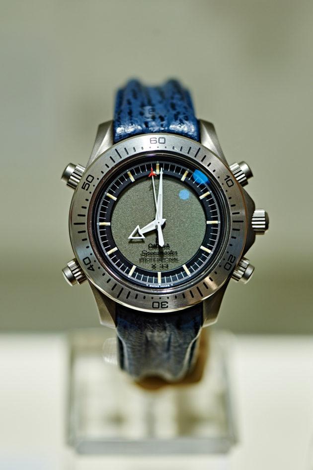 """Speedmaster """"X-33"""" TS 186.1998, 1998"""