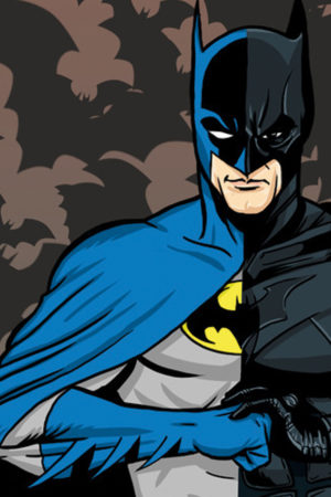 Batman/ foto: Bob Al-Greene, Mashable.com