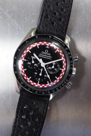 Omega TinTin / foto: fratellowatches.com