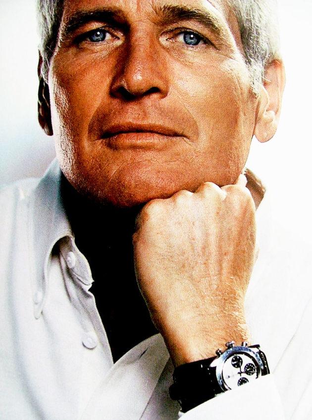 Paul Newman i jego Daytona / Foto: Jake's Rolex World